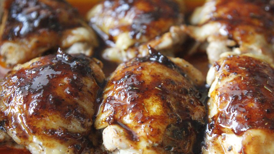 Rum Chicken Recipe | Que Rica Vida