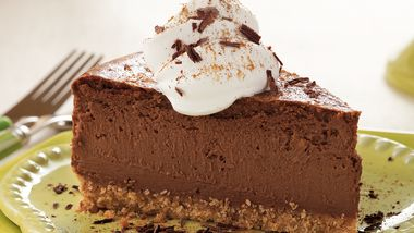 Mexican Chocolate Cheesecake