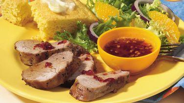Grilled Chipotle-Honey Pork