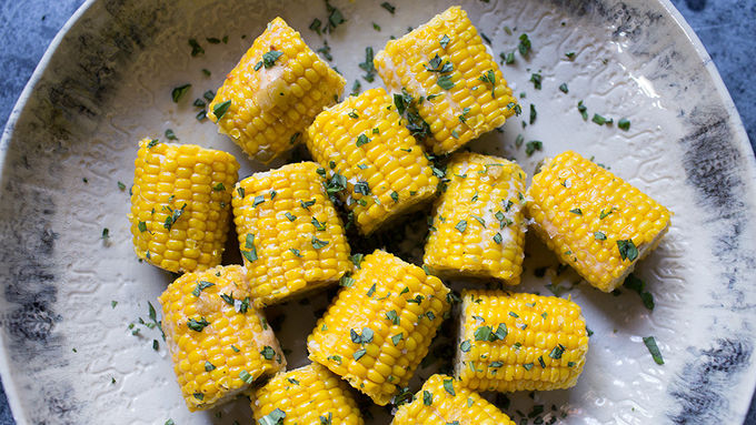 Slow-Cooker Mexican Corn