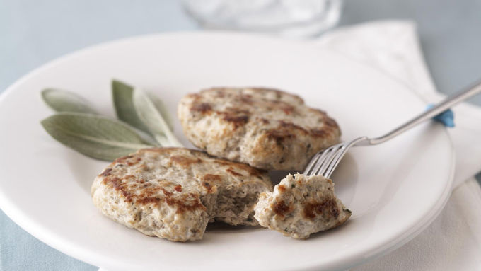 Skinny Italian Turkey Breakfast Sausage