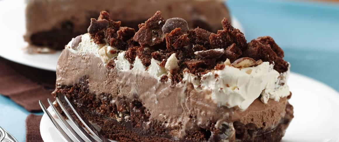 Malt Shoppe Memories Ice Cream Cookie Cake Recipe From