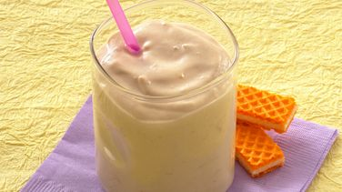 Peanut Butter-Banana Smoothies