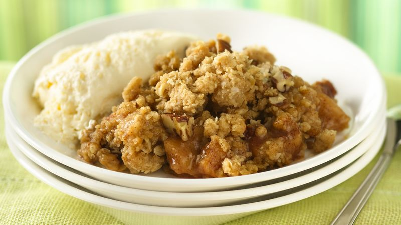 Southern Apple Crumble