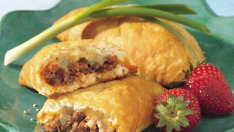 Buffalo-Style Empanadas