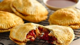 Apple And Sausage Mini Hand Pies Recipe Pillsbury Com
