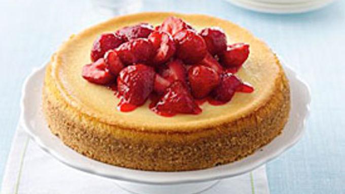 Basic Cheesecake
