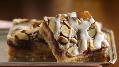 Gluten-Free Raspberry Cheesecake Bars