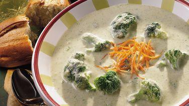 Broccoli Alfredo Soup