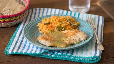 Oaxaca Style Chicken