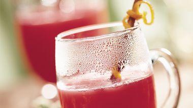 Warm Cinnamon-Orange Cider