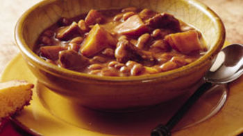 Slow-Cooker Cowboy Stew (Cooking for 2)