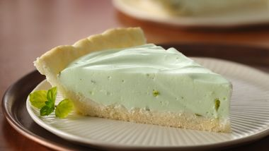 Gluten-Free Key Lime Yogurt Pie