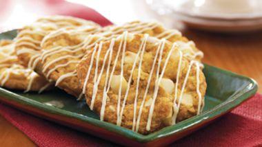 White Chocolate-Macadamia Cookies