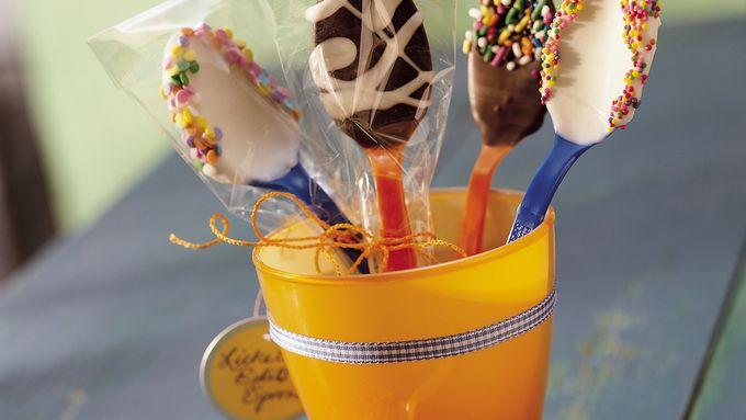 Lickety-Split Spoons