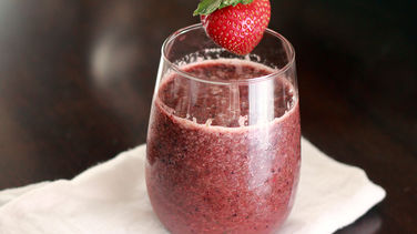 Berry Good Spinach Smoothie