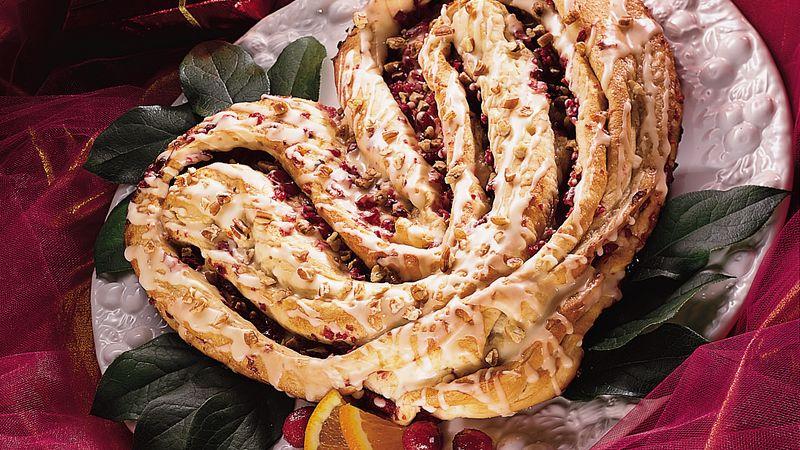 Heartwarming Cranberry-Orange Bread