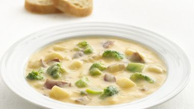 Cheesy Potato Chowder