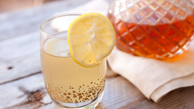 Ginger Hot Toddy