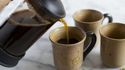 Yerba Mate with Coffee