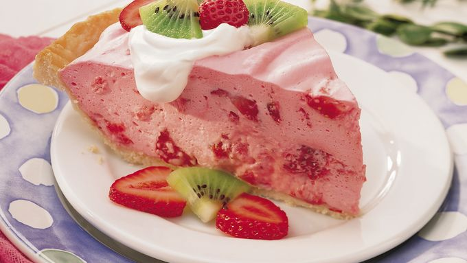 Fluffy Strawberry Pie recipe - from Tablespoon!