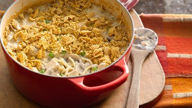 One-Pot Gluten-Free Chicken Tetrazzini