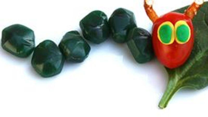 Hungry Caterpillar Snacks