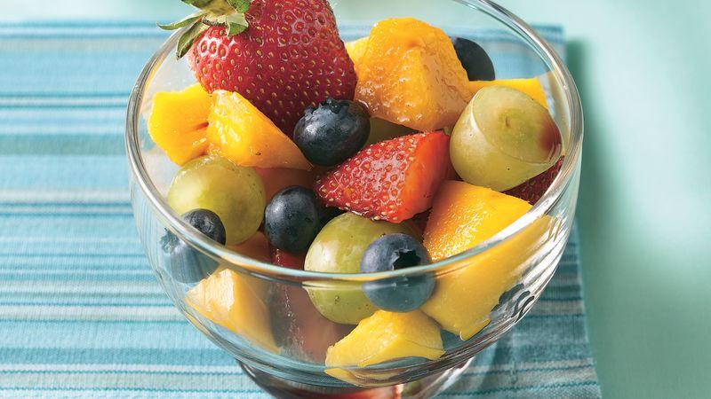 """Tealightful"" Fruit Bowl"