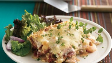 Cajun Lasagna