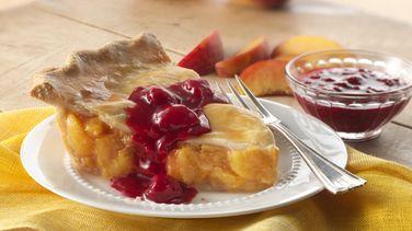 Southern Peach Pie