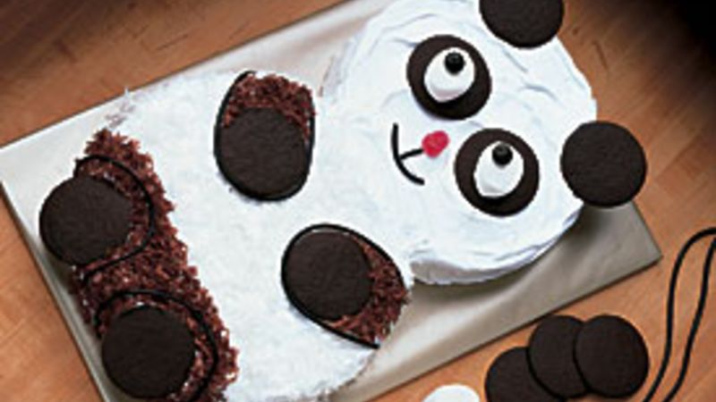 Panda Cake Recipe From Betty Crocker