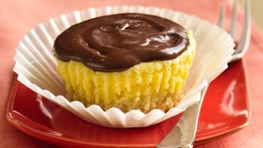 Boston Cream Dessert Cups