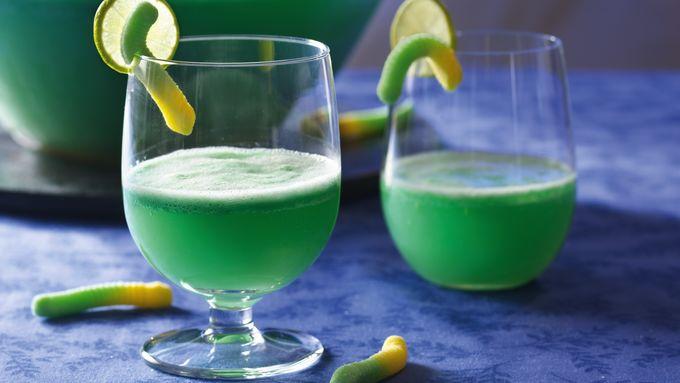 Halloween Lime Spritzer