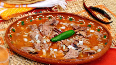 Simple Lamb Birria