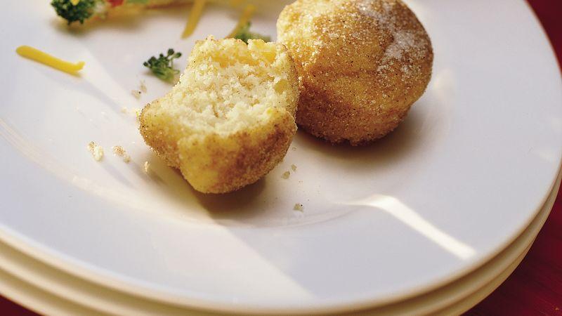 Cinnamon-Orange Mini Muffins