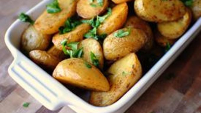 Cajun Seasoned Potatoes