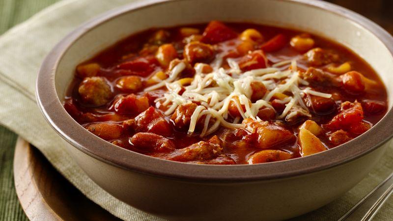 Slow-Cooker Gluten-Free  Minestrone Stew