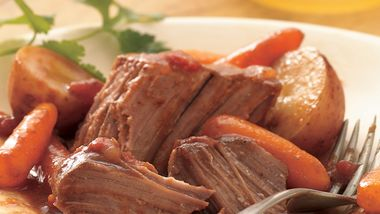 Slow-Cooker Southwestern Pot Roast