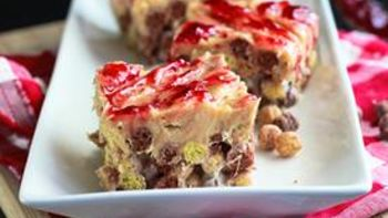Reese's® PB and J Cereal Treats