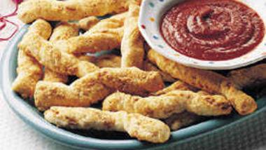 Pepperoni Breadsticks
