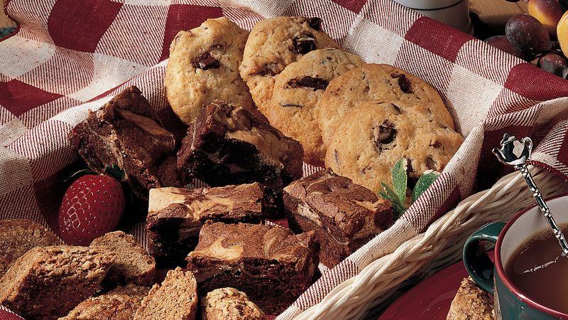 Sour Cream Chunk Cookies