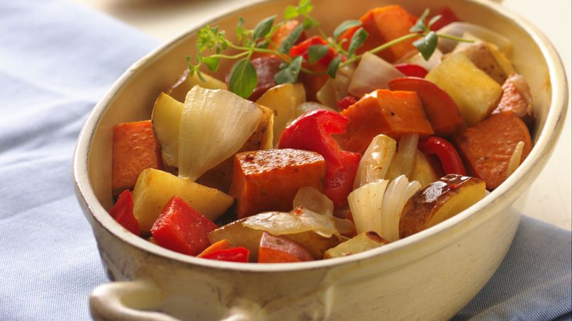 Oven-Roasted Vegetables