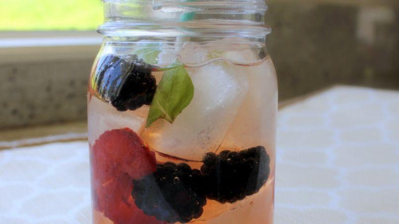 Gluten-Free Fruit Cocktail