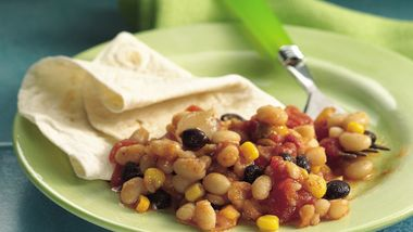 Slow-Cooker Mexican Beans