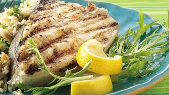 Lemon Halibut