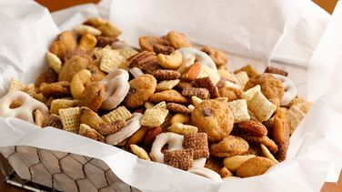 Chocolate Chip Cookie Snack Mix