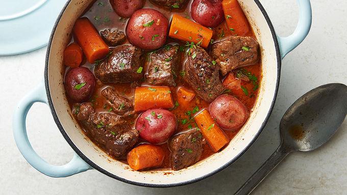 Dutch-Oven Pot Roast
