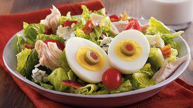Eyeball Cobb Salad