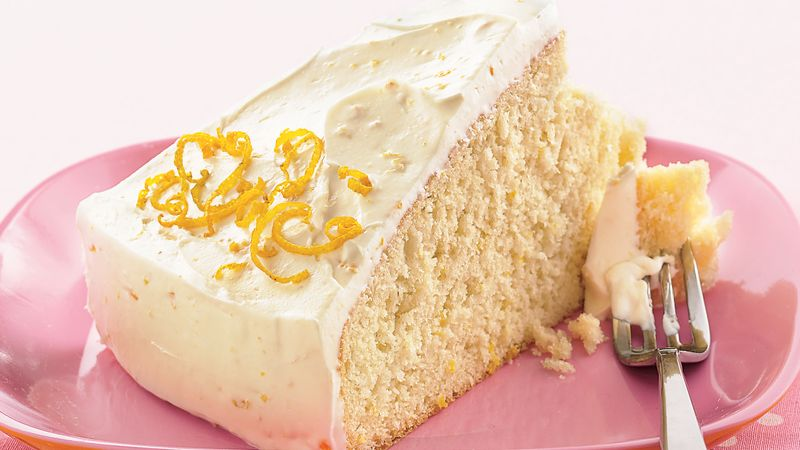 Italian Orange Cake