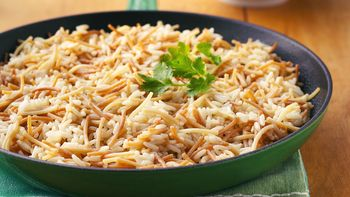Rice with Pasta